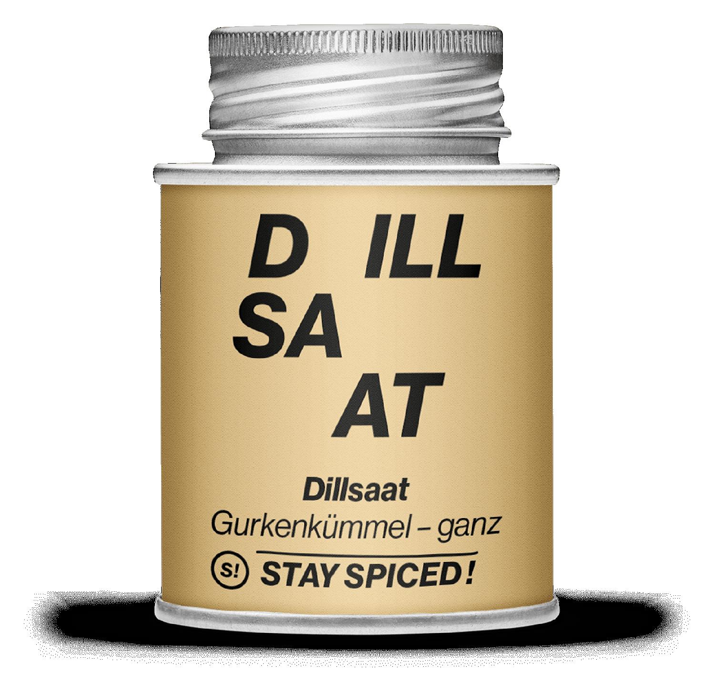 Dillsaat - Gurkenkümmel - ganz