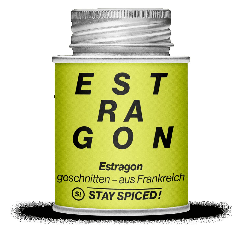 Estragon geschnitten - französisch, 170ml Schraubdose 170ml Schraubdose