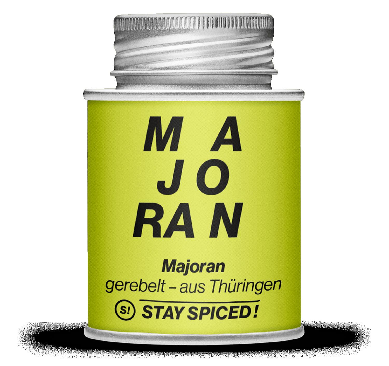 Majoran gerebelt - original Thüringer