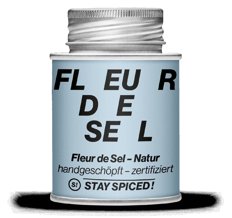 Fleur de Sel / Flor de Sal - Natural - zertifiziert