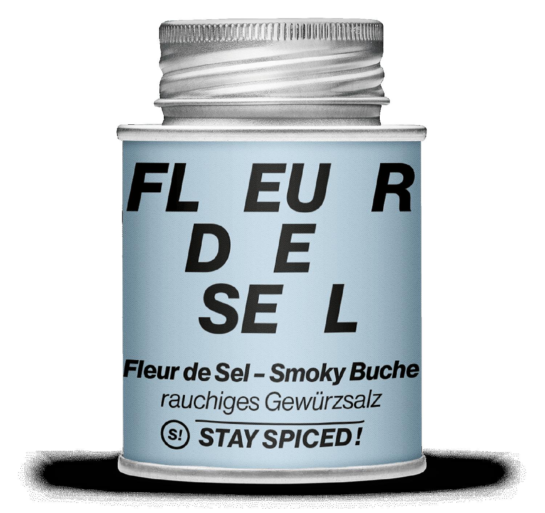Fleur de Sel / Flor de Sal - Smoky Buche