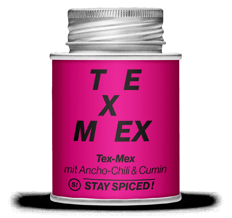 Tex-Mex Gewürzzubereitung mit Ancho-Chili & Cumin,