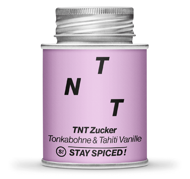 TNT - Zucker [Tonkabohne & Tahiti Vanille]
