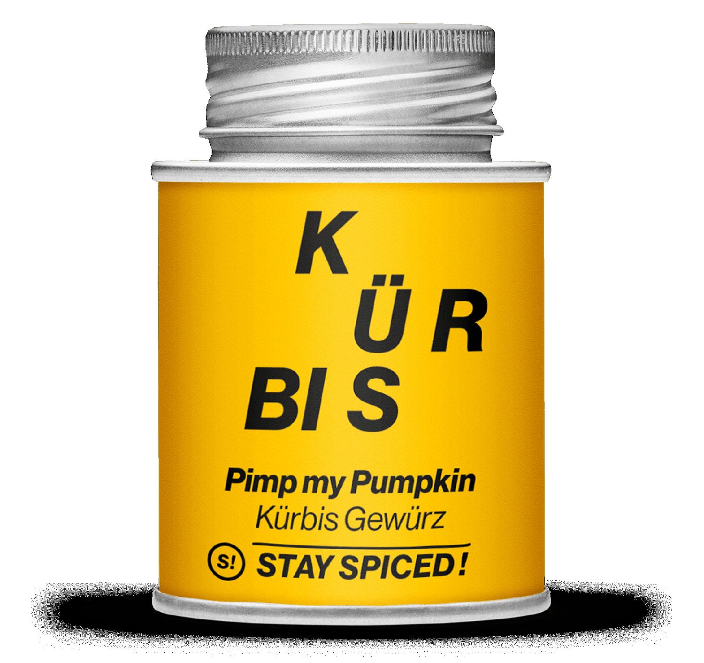 """Kürbis Gewürz - """"Pimp my Pumpkin"""""""