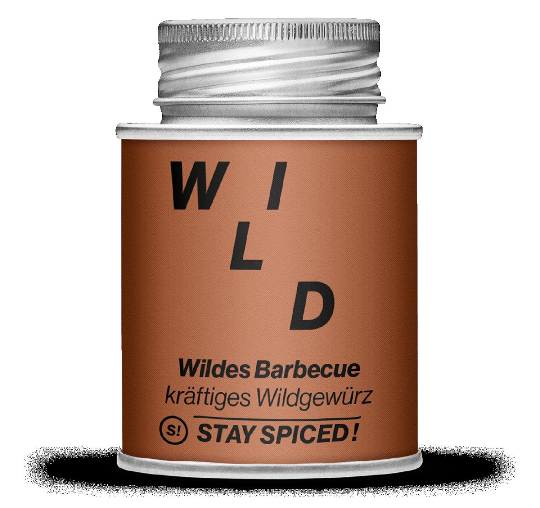 Wildes Barbecue - kräftiges Wildgewürz