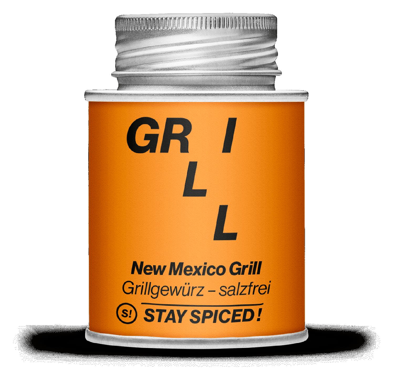New Mexico Grillgewürz - Salzfrei