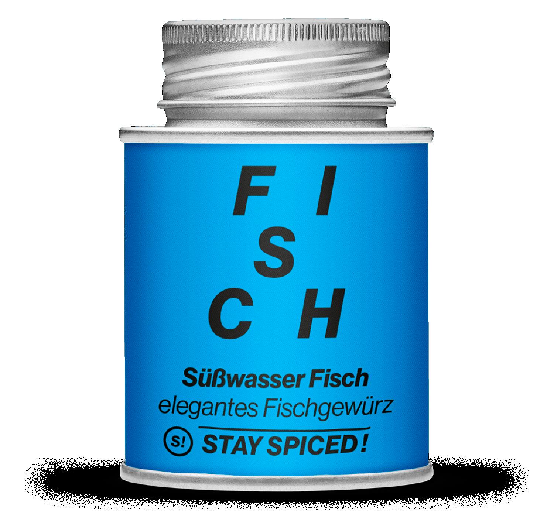 Süßwasser Fisch - elegantes Fischgewürz