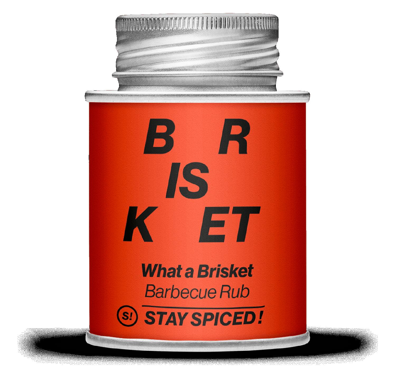 What a Brisket - Barbecue Rub