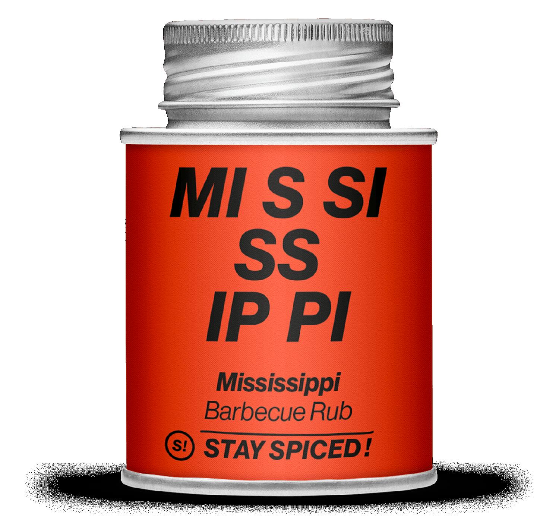 Mississippi - Barbecue Rub