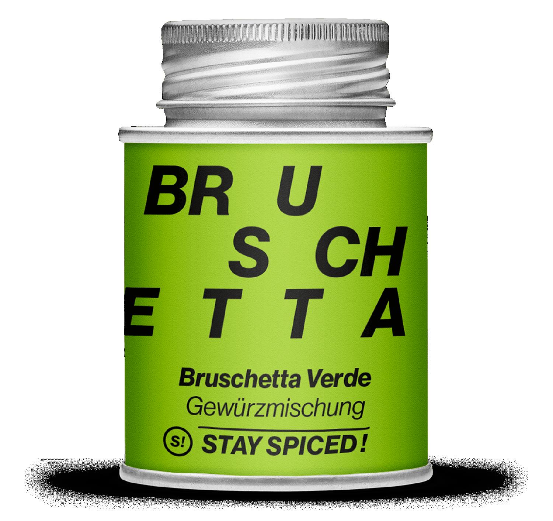 Bruschetta Verde