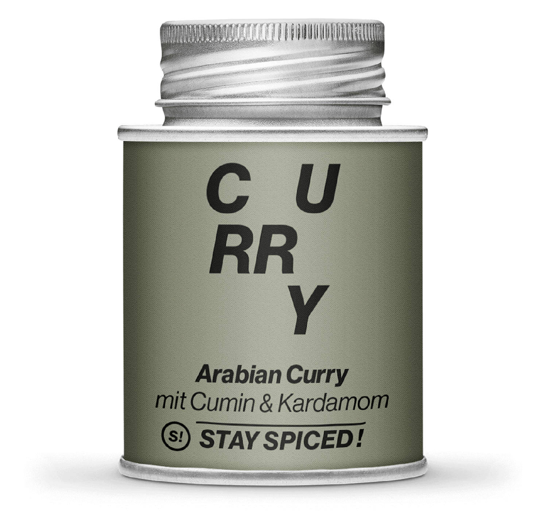 Arabian Curry - mit Cumin