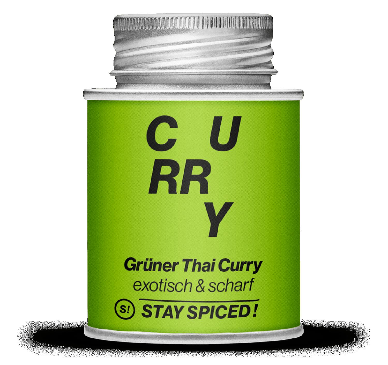 Grüner Thai Curry