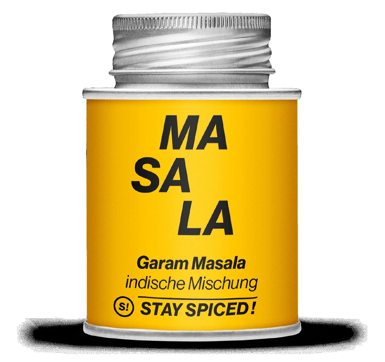Garam Masala - indische Gewürzzubereitung