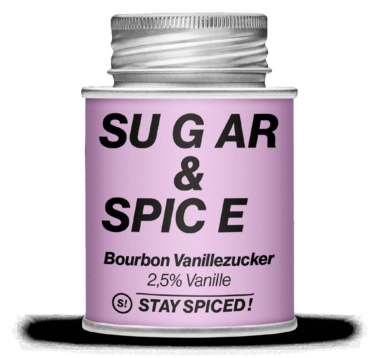 Sugar & Spice - Bourbon Vanille (2,5% Vanille)