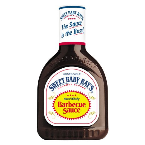 Sweet Baby Ray`s Original BBQ Sauce, 510g