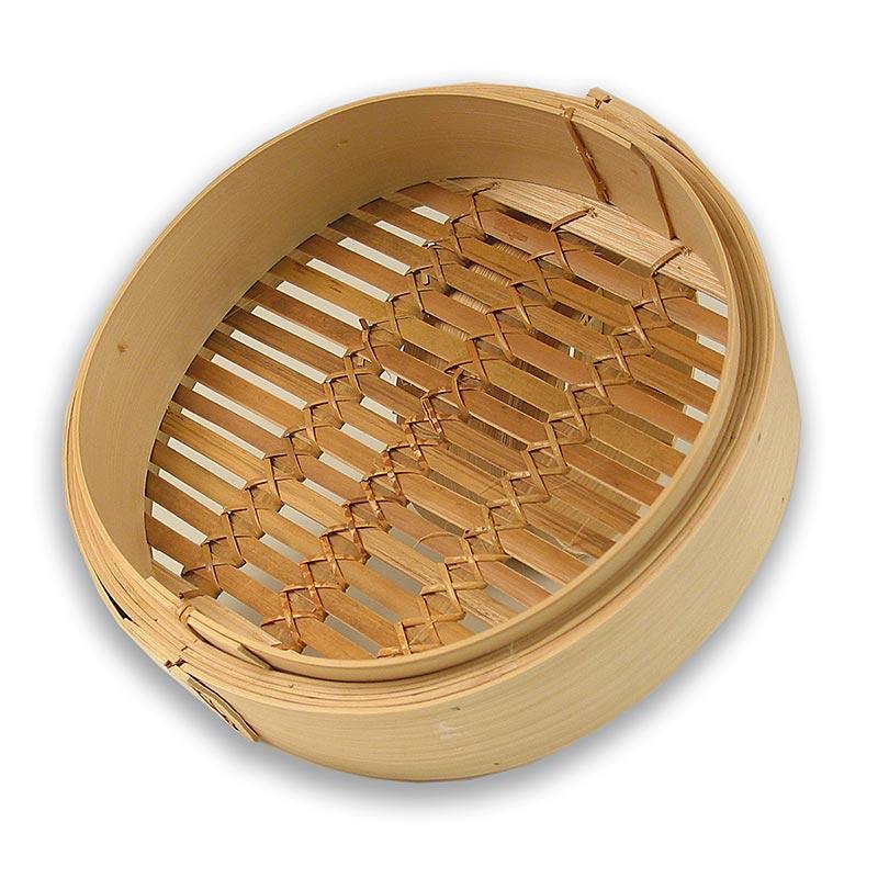 Unterteil Bambusdämpfer, ø 26cm außen, ø 24cm innen, 10 inch, 1 St LOSE