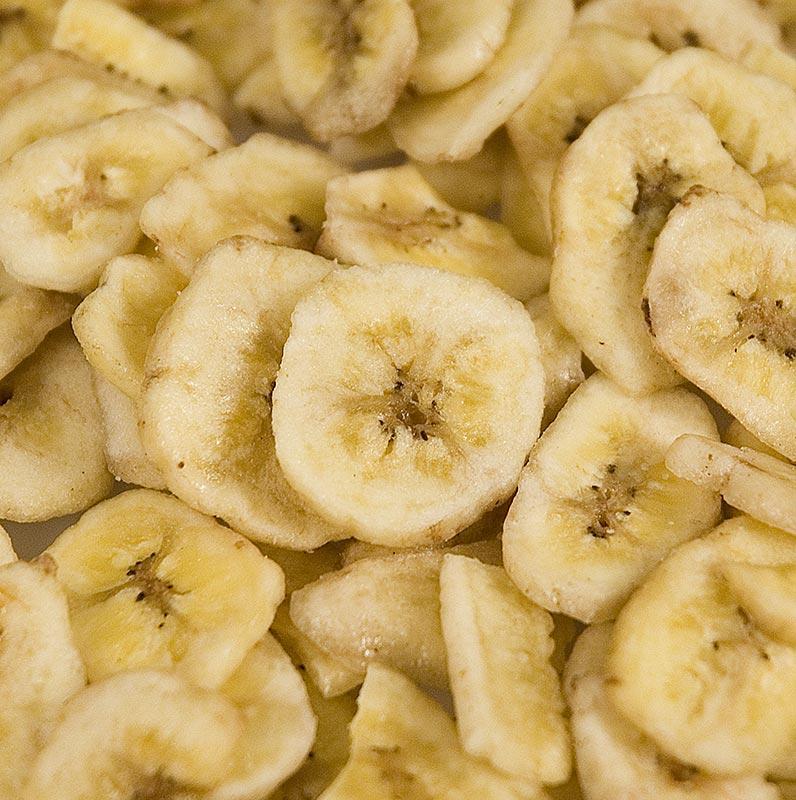Bananen Chips, Honey dipped, 1 kg BEUTEL