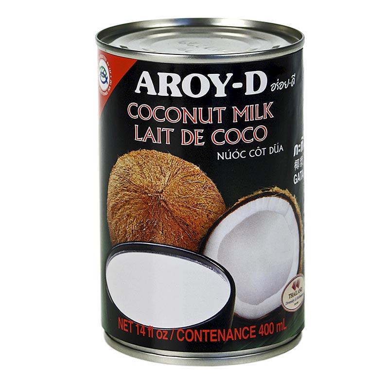 Kokosmilch, Aroy-D, 400 ml DOSE
