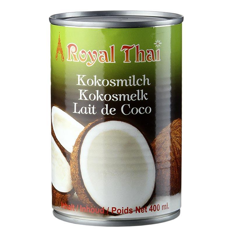 Kokosmilch, Royal Thai, 400 ml DOSE