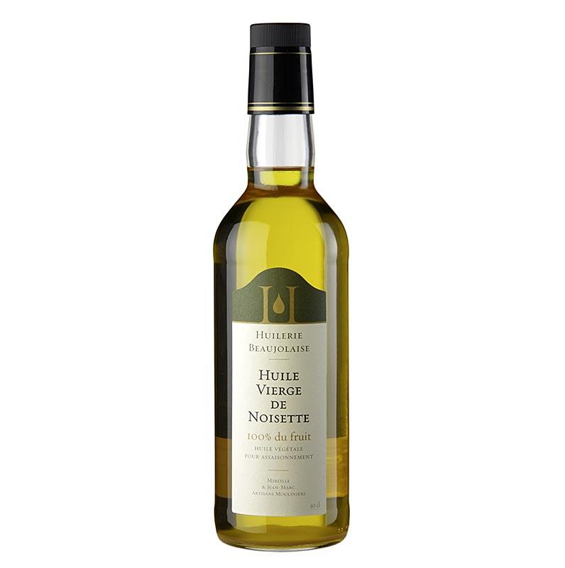 Huilerie Beaujolaise Haselnussöl, Auslese Nativ, 500 ml FLASCHE
