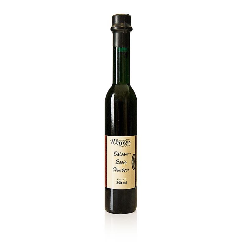 Weyers Himbeer-Balsamessig, 6% Säure, 250 ml FLASCHE