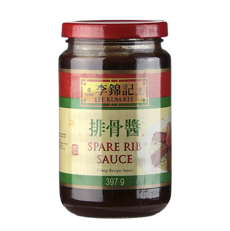 Spare Rib Sauce, Lee Kum Kee, 397 g GLAS