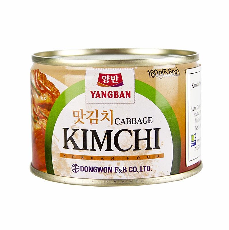 Kim Chee - eingelegter Chinakohl, 160 g DOSE