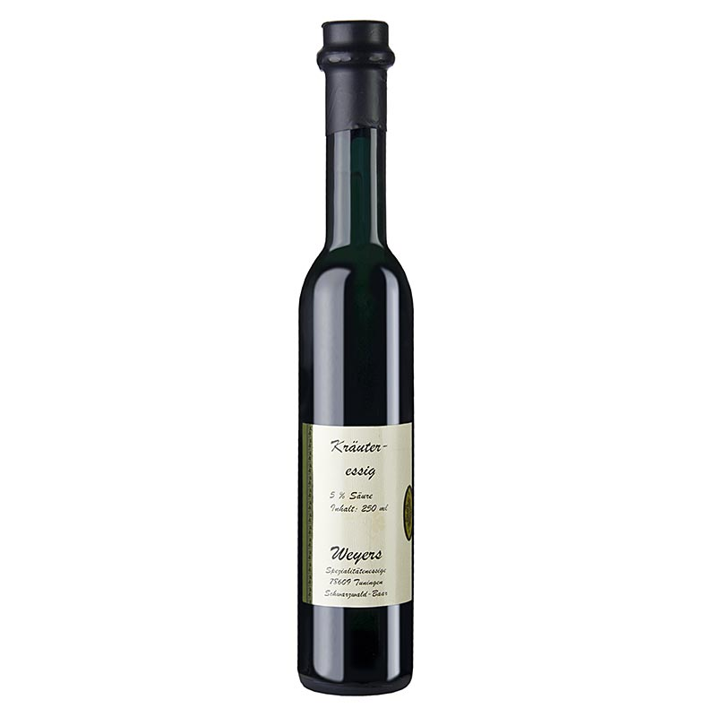 Weyers Kräuter-Essig, 5% Säure, 250 ml FLASCHE