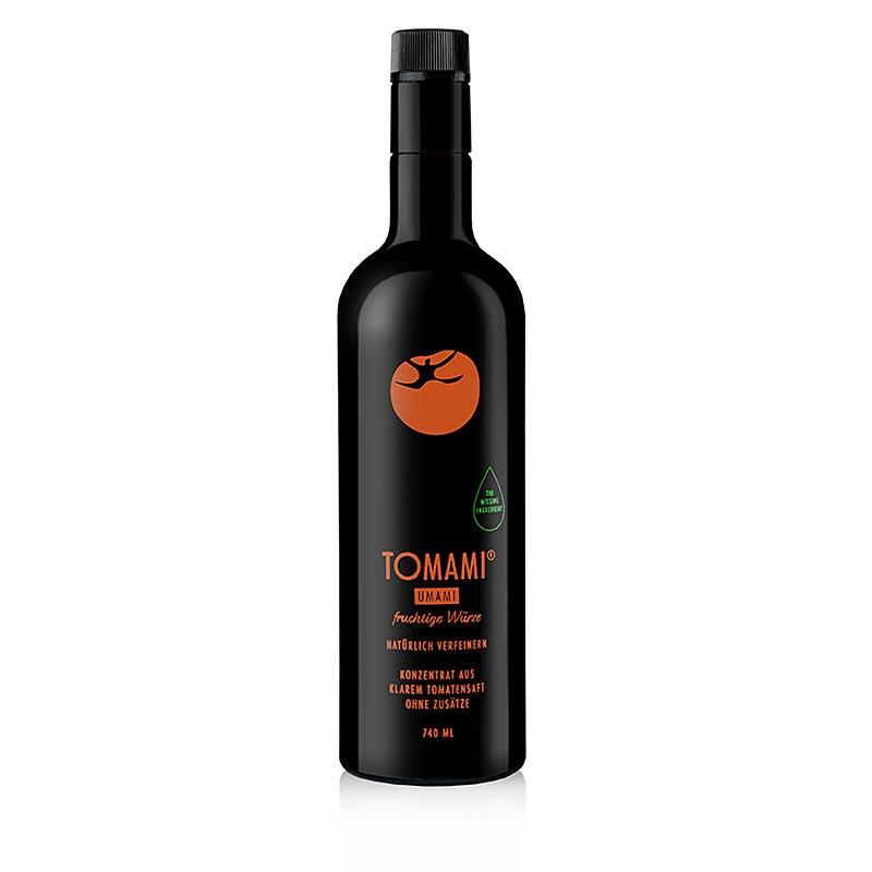 Tomami Umami ®, #1 Tomatenkonzentrat, herzhaft, 740 ml FLASCHE