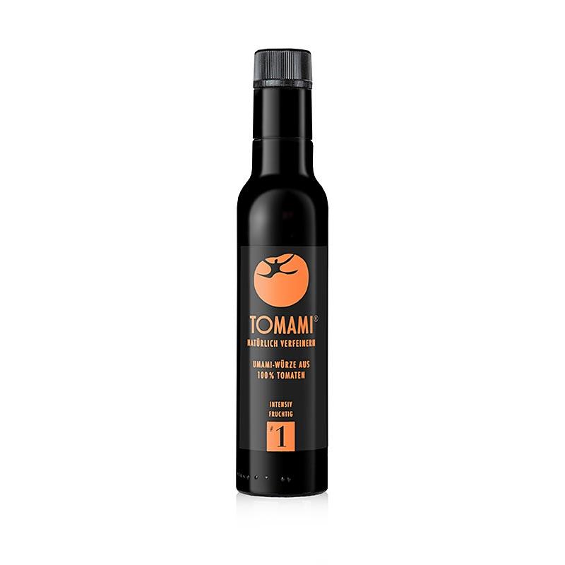 Tomami Umami ®, #1 Tomatenkonzentrat, herzhaft, 240 ml FLASCHE