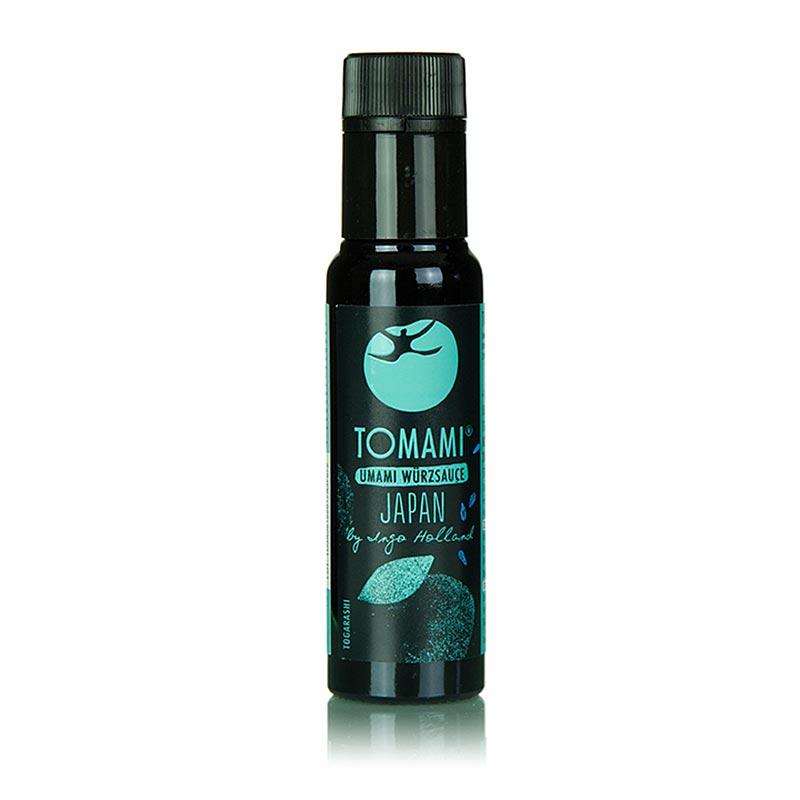 "Tomami® Umami Würzsauce - ""Japan"" by Ingo Holland, 90 ml FLASCHE"