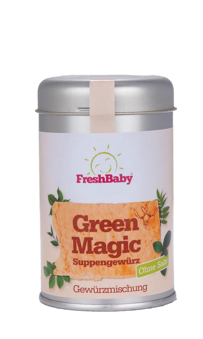 Freshbaby - Green Magic