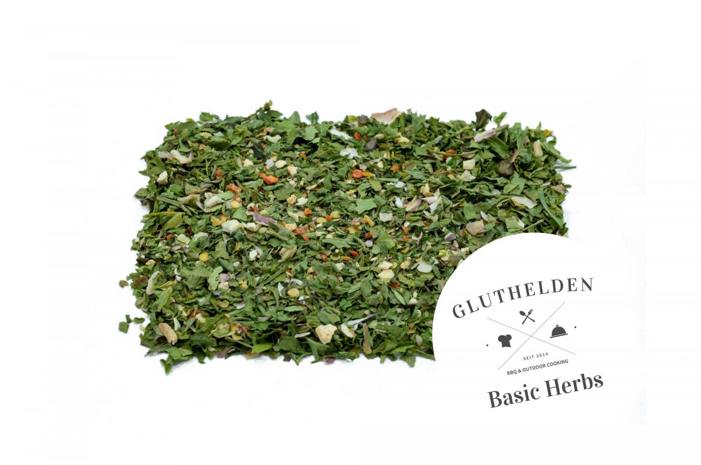 Gluthelden - Dutch Oven Basic Herbs, Salz- und Zuckerfrei