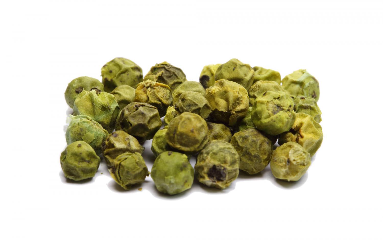 """Pfeffer grün ganz """"Malabar - 1.Qualität"""", 870 ml Schraubdose 870ml Schraubdose"""