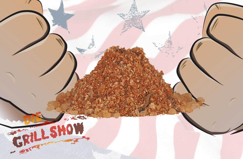 Johnnys, Die Grillshow - Hot Reggae Rub
