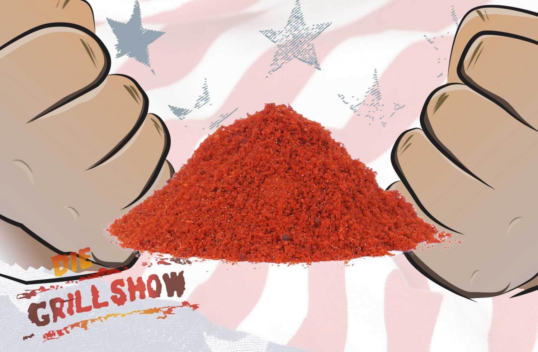 Johnnys, Die Grillshow - geräucherter Paprika,