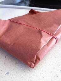 Pink Butcher Paper, BBQ Kraftpapier in versch. Längen - Original aus USA